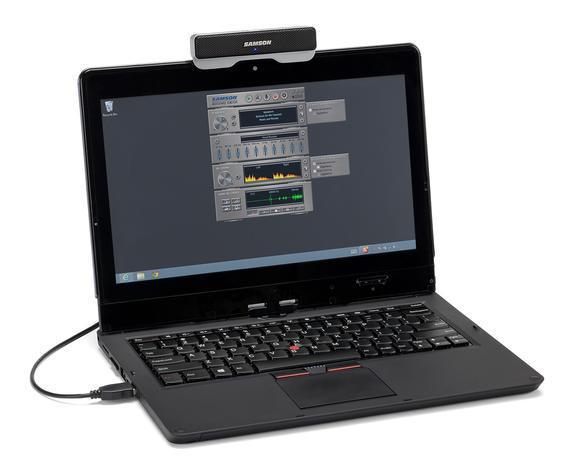 Micrófono USB con centra patrón tecnología estéreo micrófono para grabar
