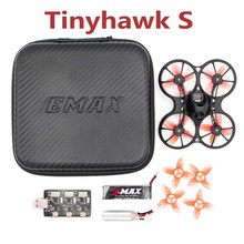 Newst Emax Tinyhawk S Indoor FPV Racing Drone BNF F4 4in1 5A 15500KV 37CH 25mW 600TVL VTX 1S-2S - BNF