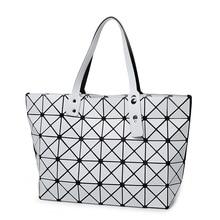Luxury font b Handbags b font Women Bags Designer geometry Women Messenger Bag Ladies Tote Shoulder