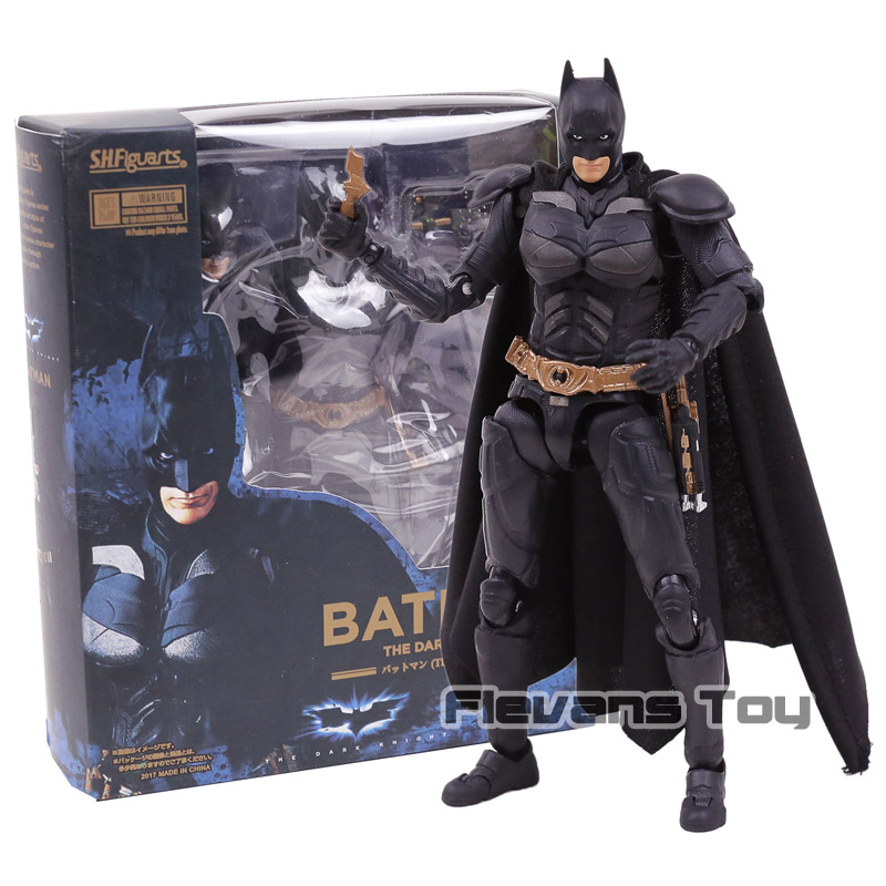 DC Batman The Dark Night SHF SHFiguarts Action Figure Toys Figurals Brinquedos Collection Model Gift