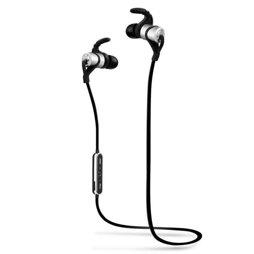 BTD9 Sports bluetooth headset Wireless music earphone with microphone for iPhone samsung xiaomi xiomi huawei redmi sony phones wireless bluetooth earphone s6 1 metal bluetooth headset with mic for iphone 7 for samsung galaxy s7 s6 s5 xiaomi redmi 4 phones