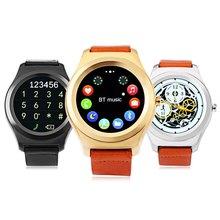 Heißer verkauf! 2016 HOT Q2 Bluetooth Smart Uhr Unterstützung Pulsmesser Smartwatch mit Siri Alarm Armbanduhr Für IOS Android