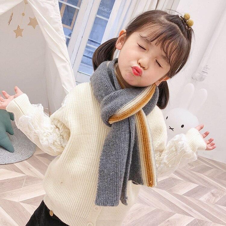 baby winter scarf girl boys 2018