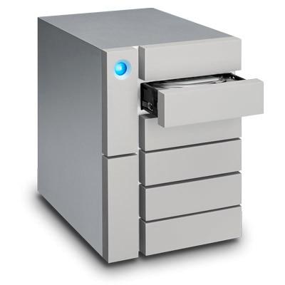 LaCie 48 to 6big Dock Thunderbolt HDD 48 to HDD 60 to 8000 GB Niveles RAID 0, 5, 6, 50 Unidad de disco duro 40 Gbit/s