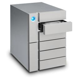 LaCie 48 ТБ 6big Dock Thunderbolt HDD 48 ТБ HDD 60 ТБ 8000 ГБ Niveles RAID 0, 5, 6, 50 Unidad de disco duro 40 Гбит/с