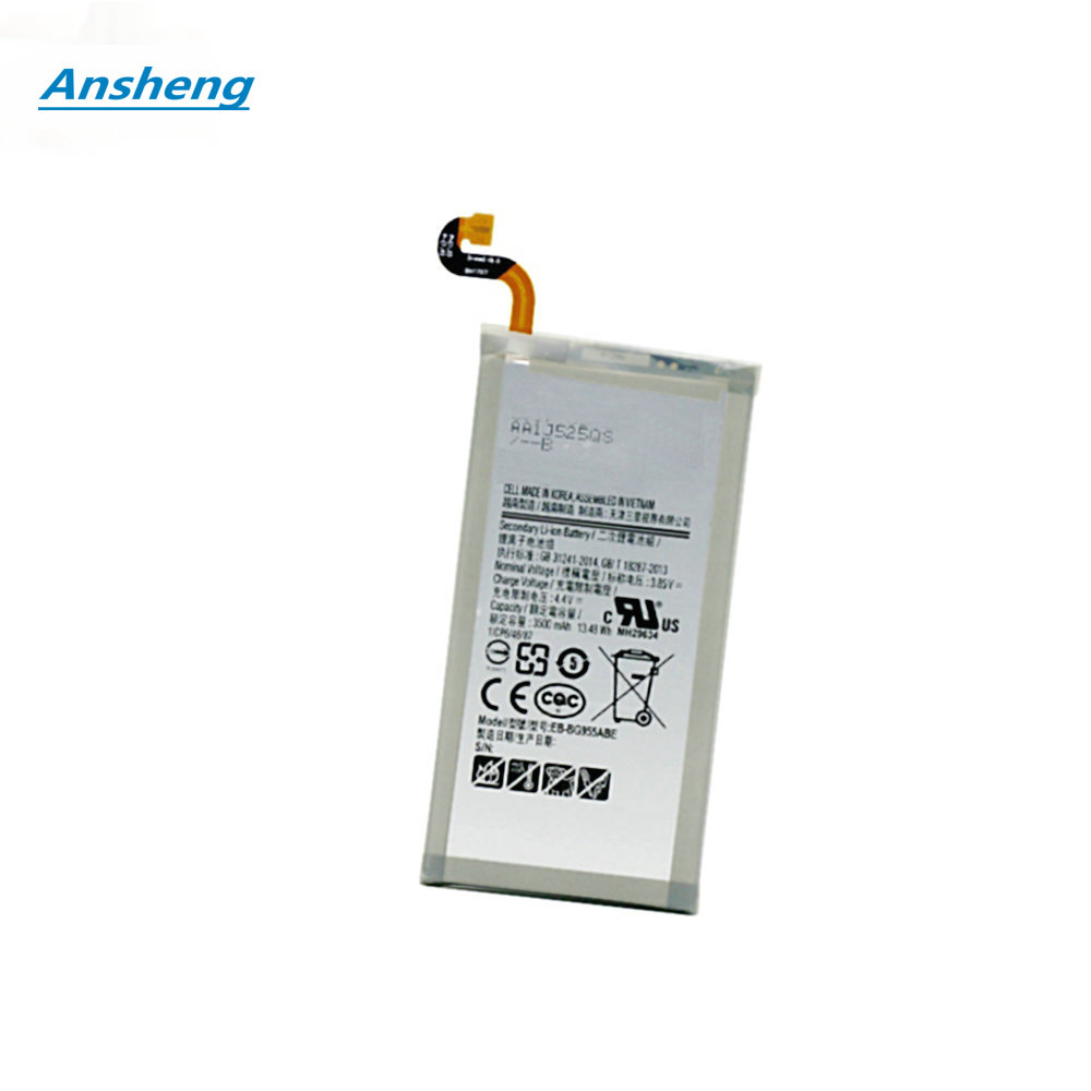 Ansheng High-Quality Smart-Phone EB-BG955ABE Samsung Galaxy For S8-Plus G955/G955f/G955a/..