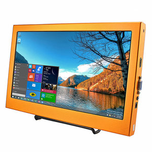 Image 2 - Elecrow 11.6 Cal LCD ekran 1920x1080 HDMI Xbox360 monitor dla Raspberry Pi 3 B 2B B + Windows 7 8 10