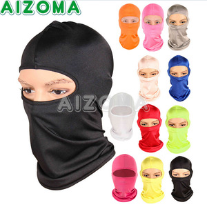 Image 5 - LOW PRICE Motorcycle Windproof Ski Neck Protecting Outdoor  Balaclava Full Face Warming Mask Ultra Thin Breathable Safety Guard