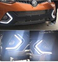 Led Drl Daytime Running Light Driving Light For For MG GS MGGS 2015 Led Light Bar