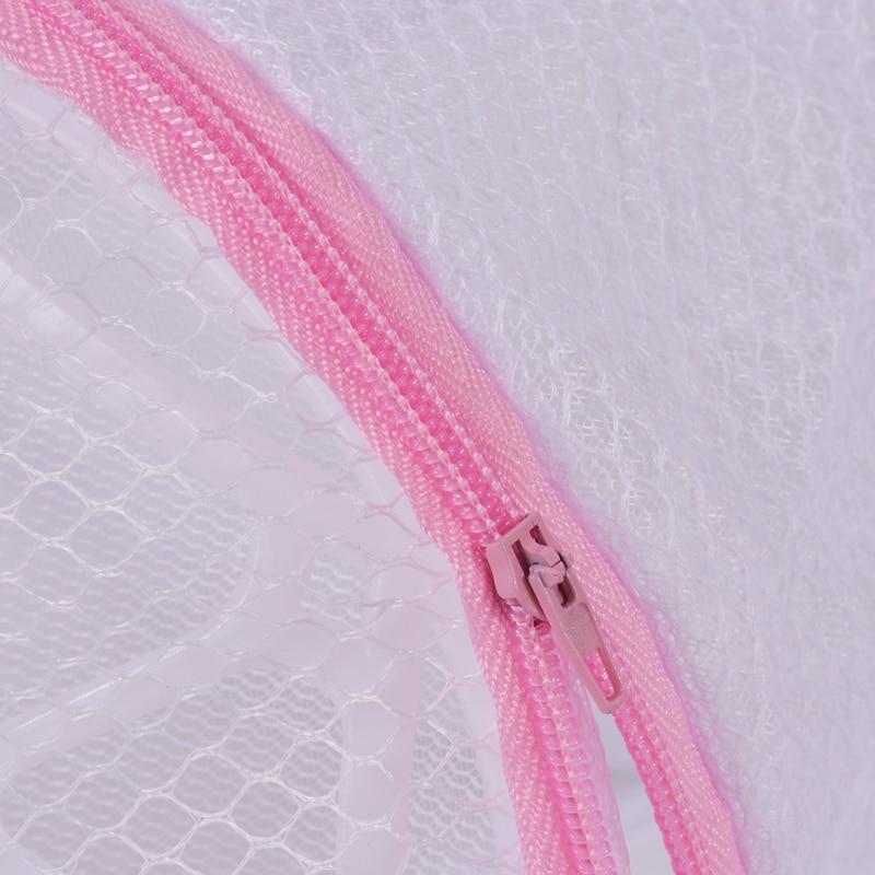 Urijk 1Pc Multifunktions-Waschschutztasche BH-Pflege mit - Home Storage und Organisation - Foto 4