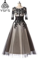 In Stock Black Color Short Exqusite Homecoming Dresses Cheap Gorgeous Appliques Grade Graduation For Prom Party