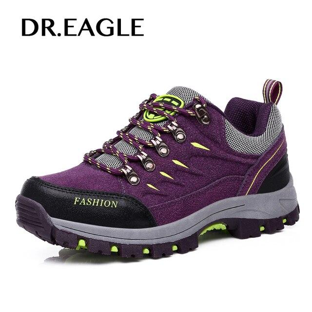 Chaussures De Randonnée Hommes Imperméables à La Cheville Léger Printemps/Été Camouflage Mesh Shoes Respirant Chaussures De Plein Air,Pink-43