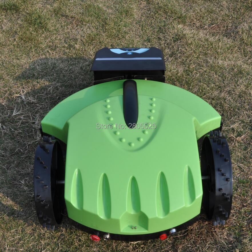 Robot Lawn Mower Electric Grass Cutter Battery Charge Lawn Mower Robot Grass Cutter Garden Tools TC-G158 цены