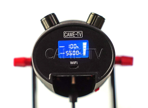Image 4 - 2 pièces CAME TV Boltzen 55w Fresnel focalisable LED lumière du jour Kit F 55W 2KIT Led éclairage vidéo