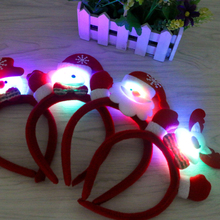 Santa Claus Headband for Kids