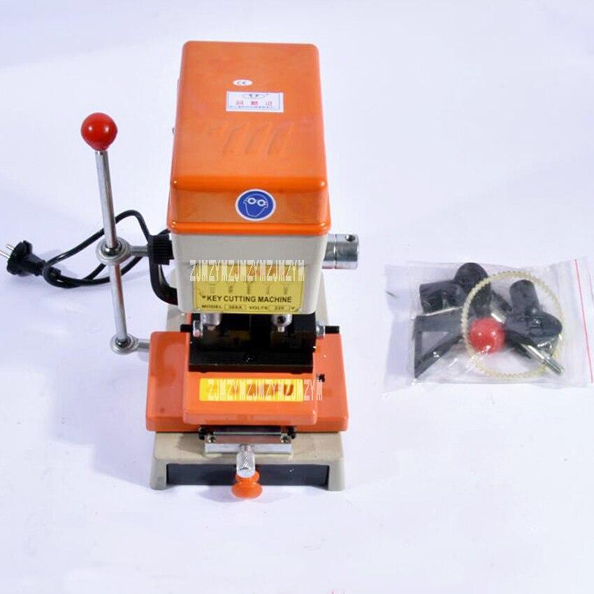 Купить с кэшбэком Newest Key Cutting Machine 368A key Duplicating Machine lock pick sets 220V
