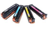 Kompatible tonerkassette CE320A CE321A CE322A CE323A 320 321 322 323 für hp LaserJet CP1525N 1525NW CM1415FN drucker