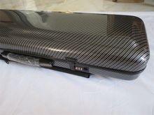 все цены на New model Carbon fiber coded lock violin case 4/4 with music bag онлайн