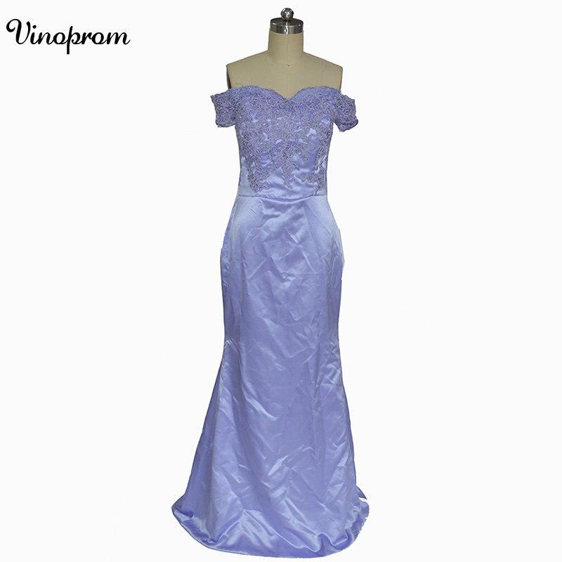 Новый Дизайн с открытыми плечами длинный халат De Soiree 2018 Русалка платье для выпускного вечера liac вечерние платья невесты