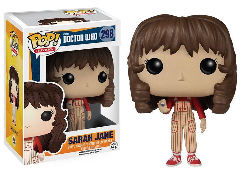 <font><b>Funko</b></font> <font><b>pop</b></font> Official <font><b>Doctor</b></font> <font><b>Who</b></font> - Sarah JANE SmithVinyl <font><b>Action</b></font> <font><b>Figure</b></font> Collectible Model Toy with Original Box