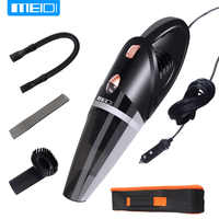 MEIDI Vacuum Cleaner In Car Wet Dry Dual Use DC 12V Give a Free Spare Filter Portable Car Handheld Vacuum Cleaner 5M Power Cord