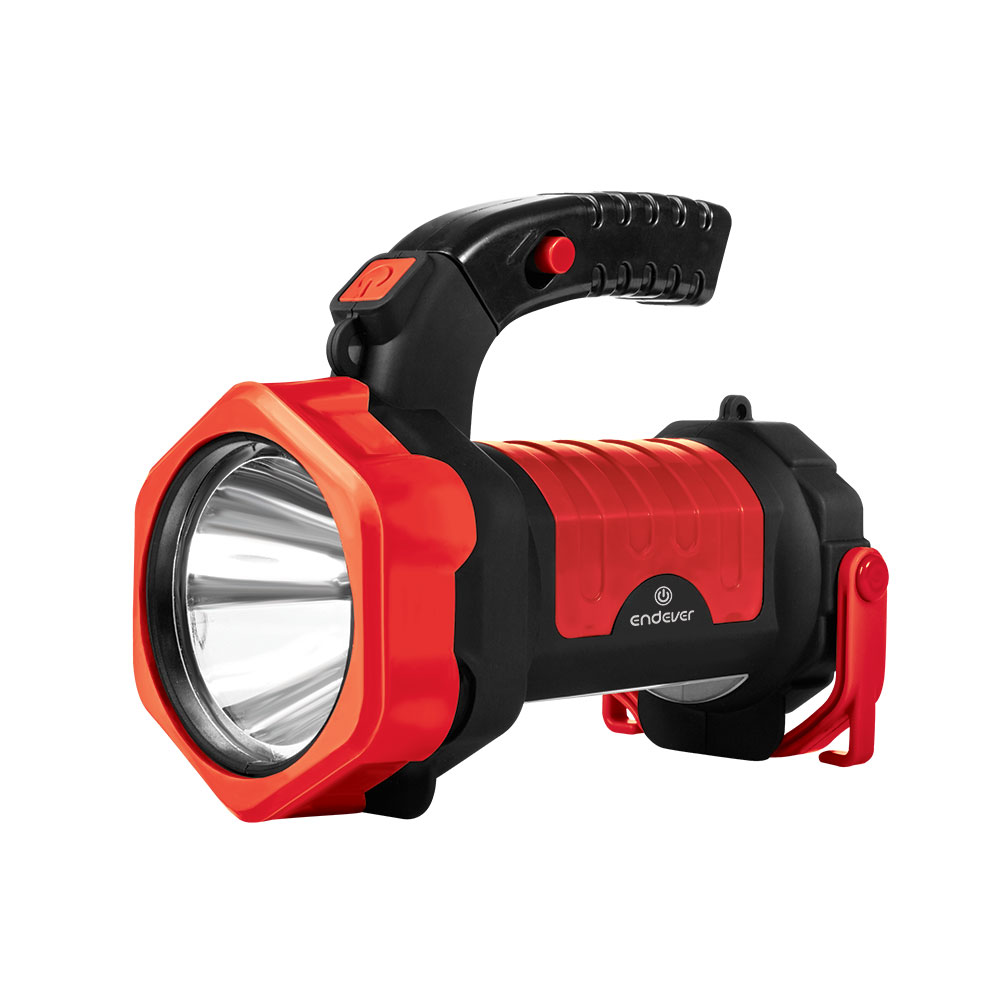 Universal LED lantern Endever Elight F-209 red  black 97112 картридж hp 728 f9j64a matte black 300 мл