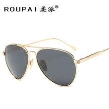 Новый поляризованных солнцезащитных очков мужчин и женщин с тем же br and солнцезащитных очков металлические солнцезащитные очки Óculos masculino оптовая продажа NR30