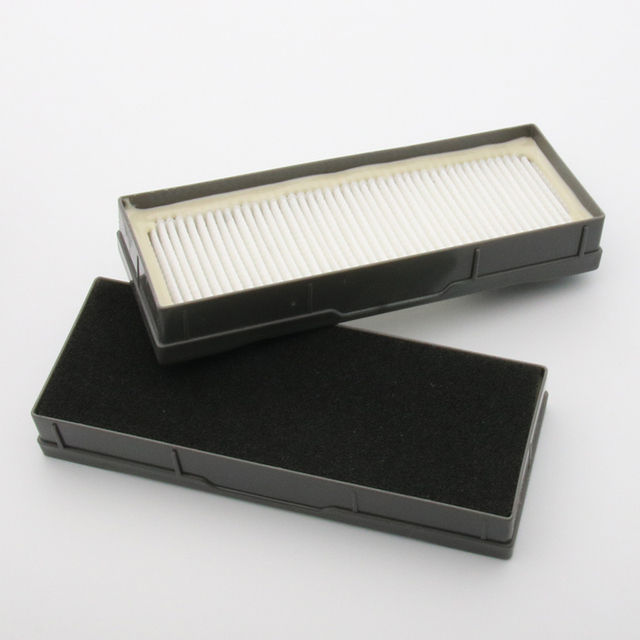 Filtr Hepa dla Ecovacs 5 sztuka/10 sztuka zestaw wymienny Deebot EDT85 DT83 DM81 DM85 DM86 odkurzacz filtr części