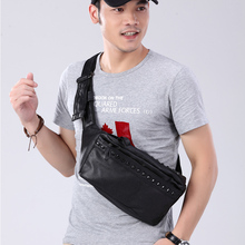CCRXRQ 2020 جديد الموضة رجل الخصر حقائب السفر حقيبة بحزام حزمة مراوح جلدية للجنسين Crossbody حقيبة صدر للرجال سعة كبيرة الهاتف المحفظة