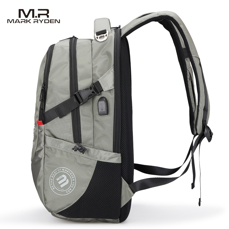 Mark Ryden Backpack Multifunction USB Charging Laptop Bag 3