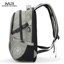 Men's Fashion Multifunction USB Charging Backpack