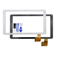 New 10.1 Inch Touch Screen for  expro x10 Tablet Digitizer Glass Panel Sensor with Free Repair Tools
