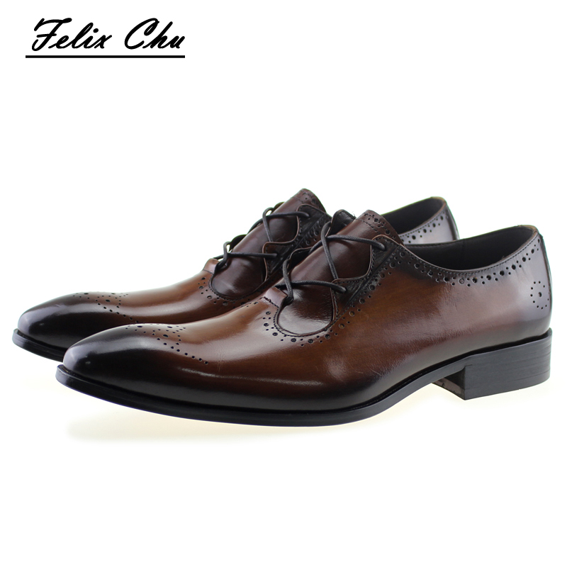 3 Colors Italian Designer Luxury Genuine Leather Lace Up Men Brogue Shoes Party Wedding Suit Formal Footwear Male Dress Shoes 2017 new fashion italian designer formal mens dress shoes embossed leather luxury wedding shoes men loafers office for male