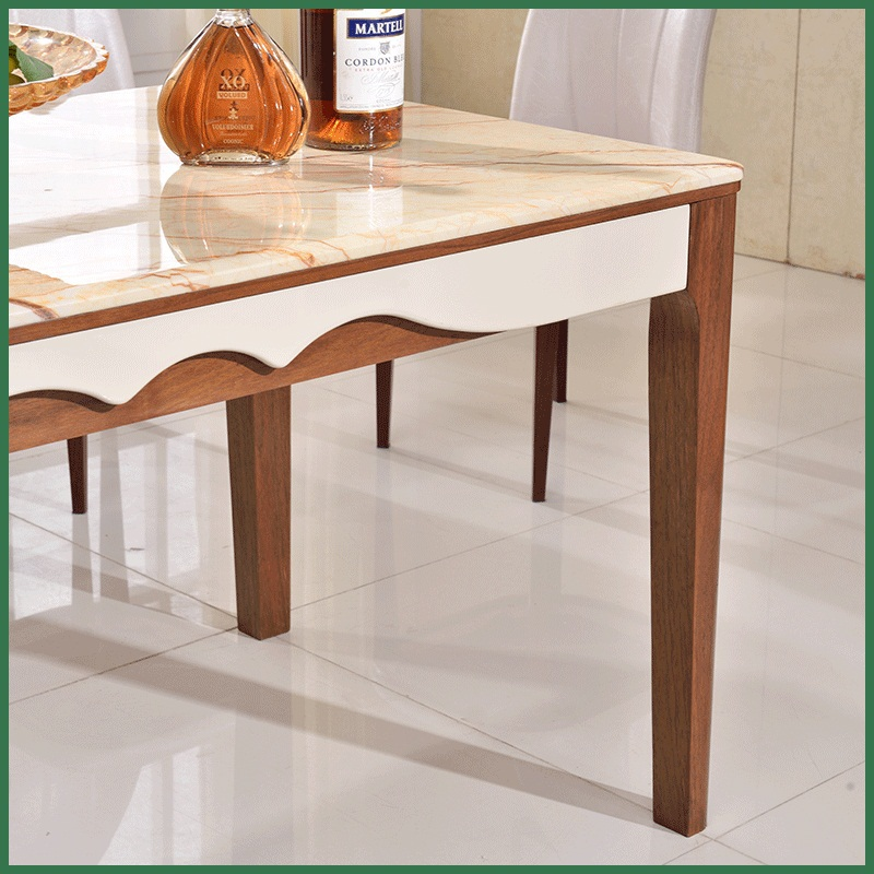 Muebles de madera para comedor for Muebles de comedor mesas