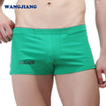 Men's underwear pirate printing sexy low rise pants 3010DK male split comfort Boxer