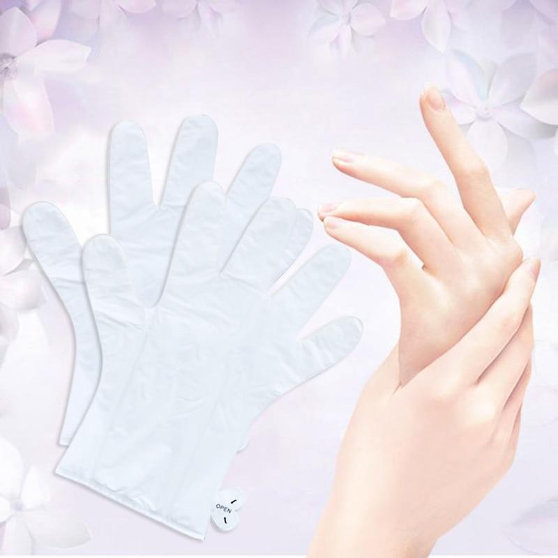 2pcs/1pair Moisturizer Hand Mask Soften Skin Whitening Hand Care Gloves Hand Cream Nourishing Anti-drying Anti Aging Spa Gloves