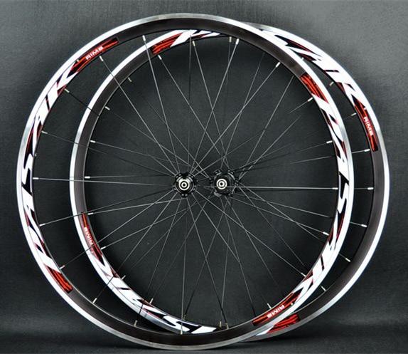 1650g 700C Sealed Bearings Road Bike Bicycle Wheels Wheelset Rims 11 speed free
