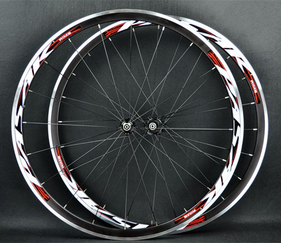 1650g 700C Sealed Bearings Road Bike Bicycle Wheels Wheelset <font><b>Rims</b></font> 11 speed free image