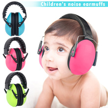 Kid Childs Baby Ear Muff Defenders Noise Reduction Comfort Festival Protection YJS Dropship