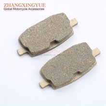 High quality brake pads for Scooter JOG GY6 50cc 125cc 150cc