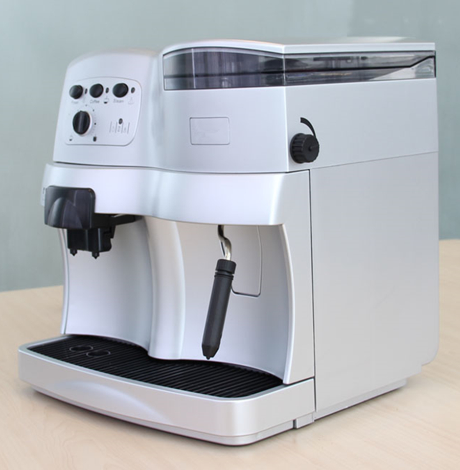 Electric High Quality Espresso Coffee Maker With Bean Grinder Cuccino Nice Crema Milk Frother Machine In Makers From Home