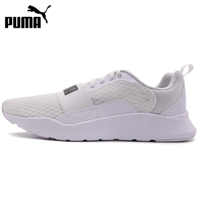 780a72b6ec0622 Original New Arrival 2018 PUMA Wired Unisex Skateboarding Shoes Sneakers