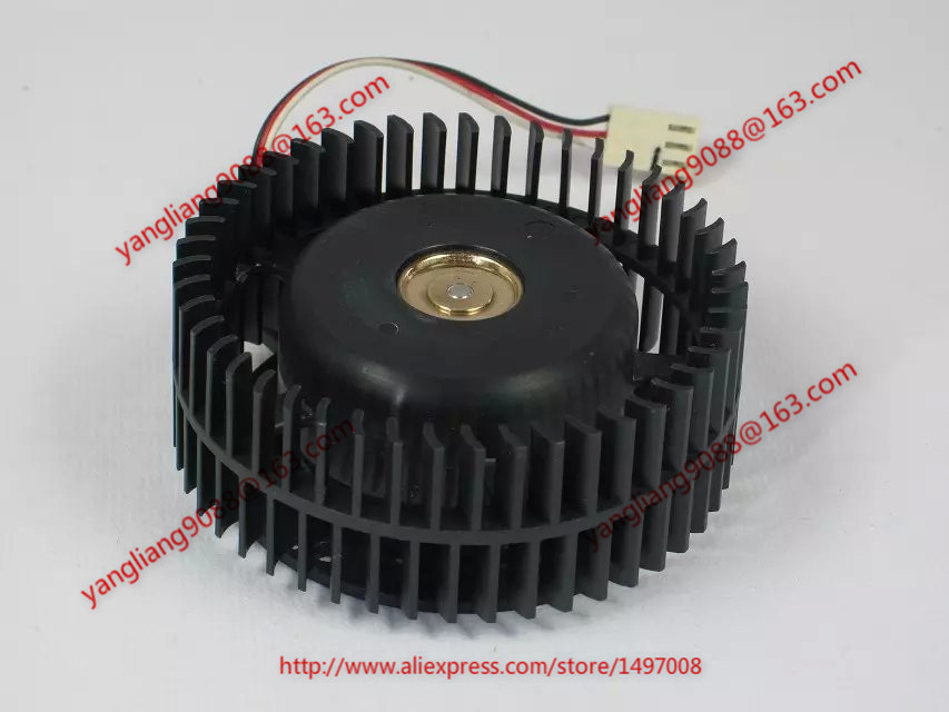 Emacro NONOISE B9232L12B1, SB  DC 12V 0.17A Server Cooling Round fan emacro for nonoise a8025h24b server square fan dc 24v 0 095a 80x80x25mm 2 wire