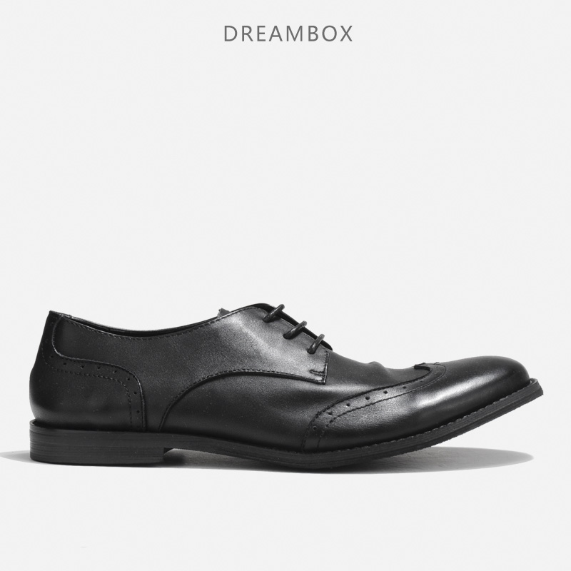 Summer Leather Breathable Mens Business Casual Shoes England Trend Wedding Shoes Brock Shoes MenSummer Leather Breathable Mens Business Casual Shoes England Trend Wedding Shoes Brock Shoes Men
