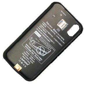 Image 3 - 4.7Inch 5.5Inch Dual Sim Card Bluetooth Ốp Lưng cho iPhone 6 7 8 X Slim Kiêm Adapter hai Hoạt Động Đựng Thẻ Sim