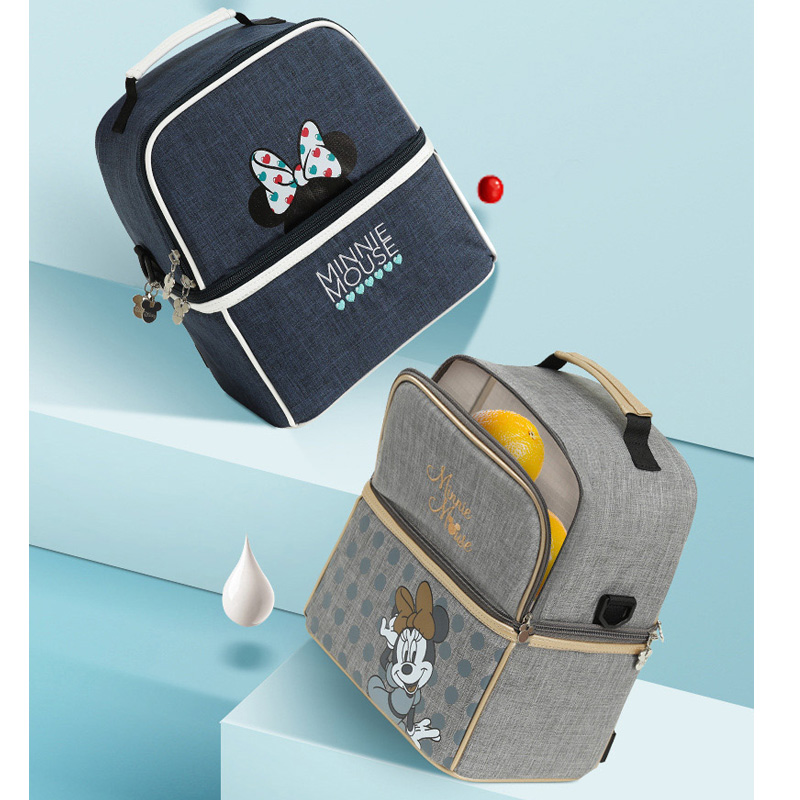 Baby bags Keeps Drinks Cool Backpack Mummy Bags Milk Food Storage Thermal Bag Warmer Box Baby Feeding Bottle Thermal