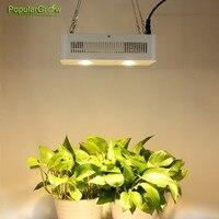 Populargrow 400 Вт полный sepctrum вел светать с объективом с помощью cree cxa3070 чип лучшее для внутреннего палатку парниковых завод лампы