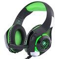 3.5mm Juego Gaming Headset Auriculares Auriculares Con Micrófono y Luz LED Para El Ordenador Portátil Tablet/PS4/Teléfonos Móviles