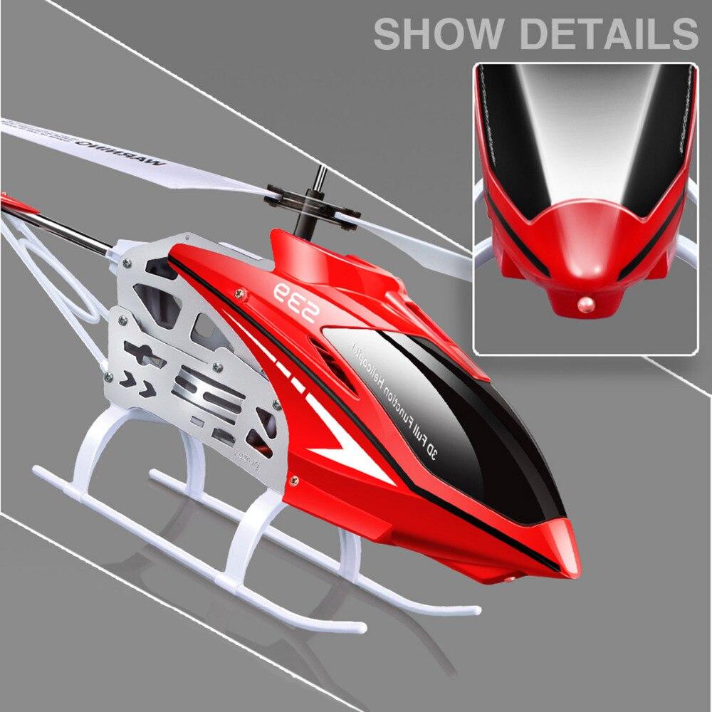 Hélicoptère RC télécommande drone hélicoptère USB câble de Charge naissance présent bébé mini air automatique 3 CH garçon jouet cadeau batterie