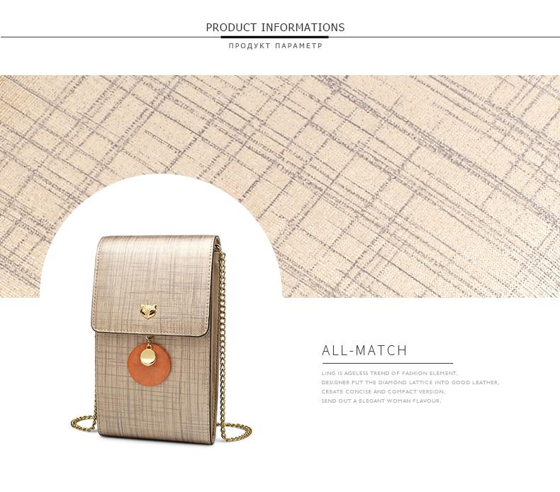 High Quality small shoulder bag